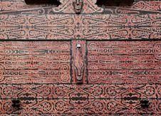 Free Indonesia, Sumatra: Decoration Stock Photography - 4275712