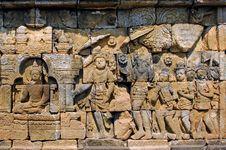 Free Indonesia, Java, Borobudur: Temple Stock Photo - 4276050