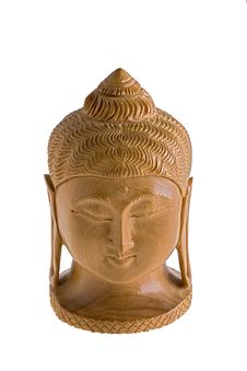 Free Buddha S Head Royalty Free Stock Images - 4276269