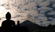 Free Indonesia, Java: Merapi Eruption, May 2006 Royalty Free Stock Photo - 4276445