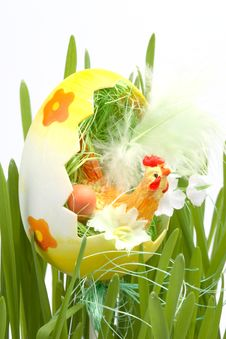 Free Easter Decoration Royalty Free Stock Photo - 4278195