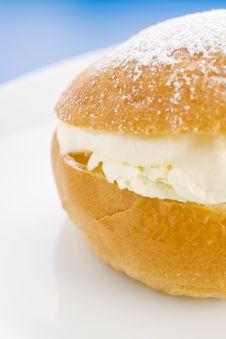 Free Creamy Dessert Royalty Free Stock Photos - 4278258