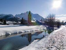 Free Winter Landscape Stock Images - 4278314
