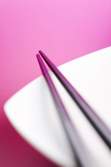 Free Chopsticks Stock Images - 4278394