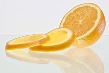 Free Orange Slices Stock Photo - 4278420