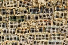 Free Portugal, Area Of Algarve: Lobster Pot Stock Photography - 4278962