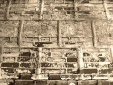 Free Grunge Brick Wall Background Texture Royalty Free Stock Photos - 4279008