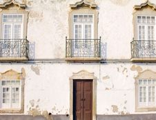 Free Portugal, Area Of Algarve, Tavira: Architecture Stock Image - 4279251