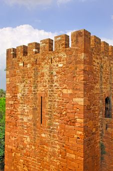 Free Portugal, Algarve, Silves: Castle Stock Images - 4279454