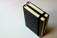 Free Black Books Royalty Free Stock Photo - 42704825