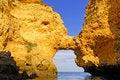 Free Portugal, Algarve, Lagos: Wonderful Coastline Stock Photography - 4280972
