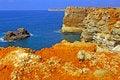 Free Portugal, Algarve, Sagres: Wonderful Coastline Stock Photo - 4281270