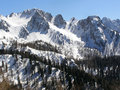 Free Alps In Winter Royalty Free Stock Photos - 4286018