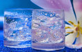 Free Glasses With Water Stock Images - 4286424