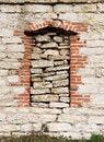 Free The Immured Window Stock Photo - 4286630