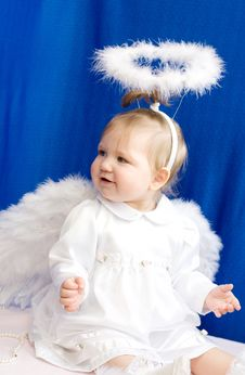 Free Angel Royalty Free Stock Image - 4280706