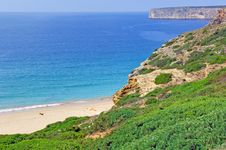 Free Portugal, Algarve, Sagres: Wonderful Coastline Royalty Free Stock Photography - 4280827