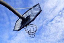 Free Basketball Hoop Stock Image - 4281071