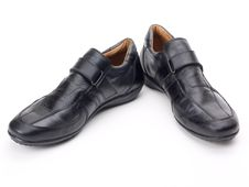 Free Man S Shoes Royalty Free Stock Image - 4281536