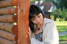 Free Beautiful Young Woman Stock Photo - 4281640