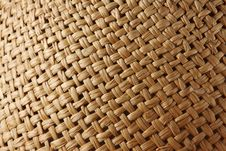 Free Straw Hat Background Stock Photos - 4281723