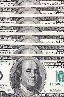 Free Money Background Royalty Free Stock Photos - 4282328