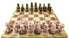 Free Chessboard Royalty Free Stock Image - 4282946