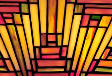 Free Stained Glass Panel Stock Images - 4283024