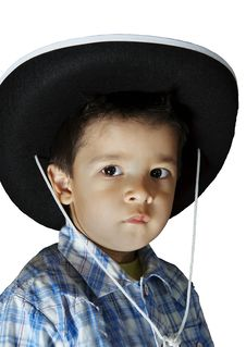 Free Little Cowboy Stock Images - 4283154