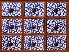 Free Nine Drawers Stock Photos - 4283293