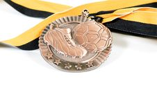 Free Soccer Medal Stock Images - 4284044