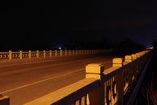 Free Bridge In Silent Royalty Free Stock Photos - 4284248