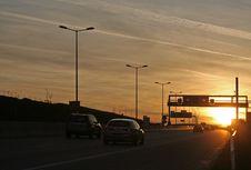 Free Evening Traffic Stock Photos - 4284873