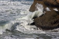 Free Pacific Ocean Waves Stock Photo - 4285070