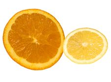 Free Orange & Lemon Stock Photography - 4286142