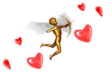 Free Cupid Stock Photography - 4286162