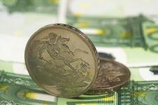 Free Money Stock Image - 4286241