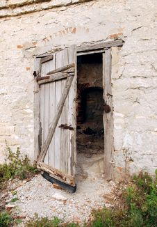 Free Old Door Stock Photos - 4286613