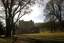 Free Castle Fraser Stock Photo - 4287030