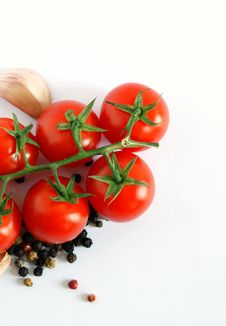 Free Fresh Tomatoes Stock Images - 4287424