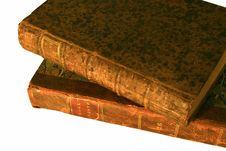 Free Antique Books. Stock Photo - 4288940