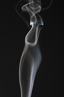 Free Streams Of A Smoke Royalty Free Stock Image - 4289416