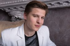 Free Portrait Of A Young Man Royalty Free Stock Photo - 42886005