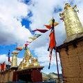 Free Songzanlin Monastery Royalty Free Stock Photo - 4294575