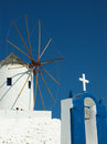 Free Windmill And Belltower Stock Photos - 4295293