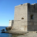 Free Old Town Dubrovnik Colours Royalty Free Stock Image - 4295416