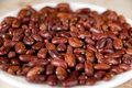 Free Saucer With Haricot Beans Stock Photo - 4298580
