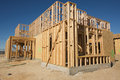 Free New Home Construction Site Stock Image - 4299511