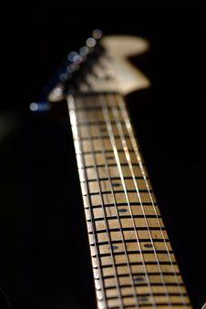 Free Guitar Neck Stock Image - 4290021