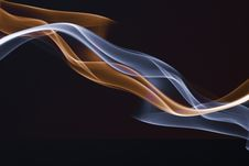 Free Streams Of A Smoke Stock Images - 4290034